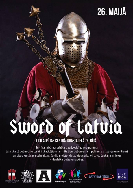 Sword of Latvia